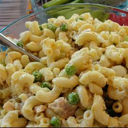 Tuna Macaroni Salad...You can use Salmon for a nice change!