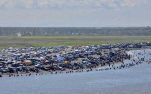 Can the Kenai dipnetting fishery support this many people...plus the rest of the world?